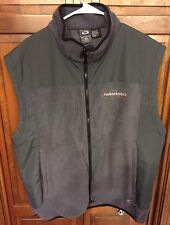 Oakley Indy Champ Car IRL CART Adrian Fernandez Racing Crew Fleece Vest Men's XL