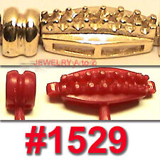 # 1529 50 WAX PATTERNS BRACELET JEWELRY TOOLS  Rubber Molds VULCANIZER