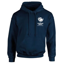 ICC Champions Trophy 2017 Navy Pullover Hoody by VBM Size Small