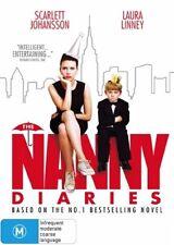 "The Nanny Diaries (Dvd) Comedy, Drama, Romance, Scarlett Johansson ""Brand New"""