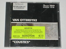 CD/DENNIS MUSIC LIBRARY HDCD 1216/VAN OTTERDYKE/COUSTICS