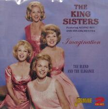 THE KING SISTERS 'Imagination' - 2CD Set on Jasmine