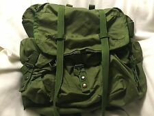 Military Combat Field Pack Nylon Medium LC-2 Hunting No Frame