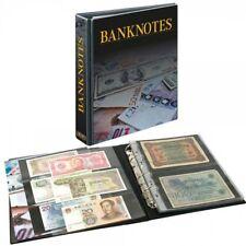 Lindner 3537 PUBLICA M Banknotenalbum mit 20 beidseitig bestückbaren Folienblätt