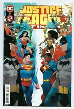 Dc Comics Justice League Infinity #3 first printing