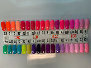 DND DC Daisy Duo Gel & Polish - ALL 36 NEW COLORS #254 TO #289 - Pick Any.