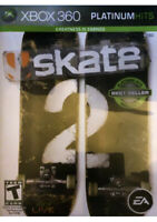 Skate 2 -- Platinum Hits Xbox 360 Game Disc Only 18e