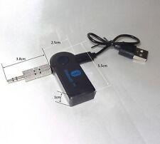 Car Bluetooth Receiver Kit KFZ Empfänger V3.0 Audio Adapter AUX A2DP Universal