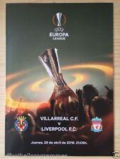 Away Teams L-N League Cup Final Football Programmes