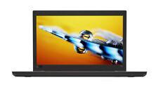 Lenovo ThinkPad L580 15,6 Zoll (39,6 cm) (256GB, Intel Core i7 8. Gen, 4,00GHz, 8GB) Laptop - Schwarz - 20LW000YGE