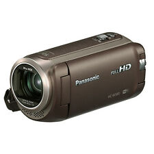 Panasonic HC-W580 Full HD Twin Camera Camcorder 90x Intelligent Zoom Wi-Fi Brown