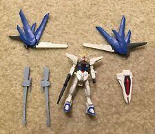 """Gundam Seed Destiny GFlex Freedom Gundam ZGMF-X10A Toy 3.5"""" Vinyl Figure Bandai"""