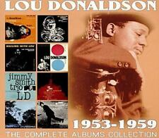 Lou Donaldson - The Complete Albums Collection: 1953 - 1959 (NEW 4CD)