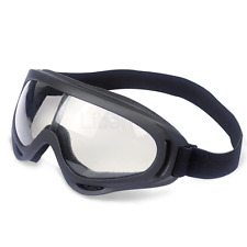 Safety Goggle Elastic Strap for Nerf War Kids Outdoor Games Black Protect Goggle