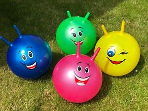 Hopper Jumping Bounce Ball Kids Space Indoor/Outdoor Fun Playing Game