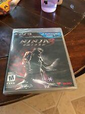 Ninja Gaiden 3 Sony PlayStation 3 *Factory Sealed *Free Shipping!