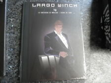 belle reedition largo winch collection double album la forteresse de makiling-l'