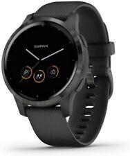 Garmin Vivoactive 4S GPS Smartwatch - Black/Slate (Garmin Manufacturer)