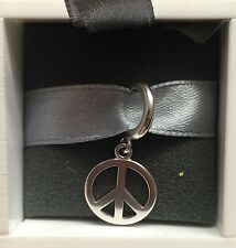 Endless Peace Coin in Silver Charm 43261 Over 40% off