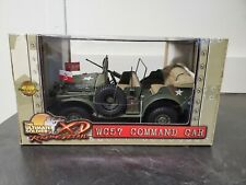 21st Century Toys Ultimate Soldier Wc57 Dodge Command Car 1 32