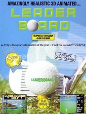 Leader Board (U.S. Gold 1986) Leaderboard - ZX Spectrum - (#266)
