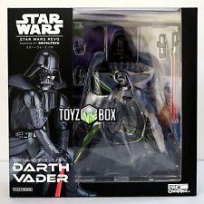 "In STOCK Kaiyodo Revoltech Star Wars ""Darth Vader"" 001 Action Figure"