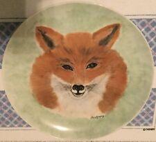 Fox Head Plate