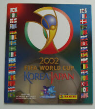 Panini Football Stickers - World Cup 2002 Korea-Japan - Unused Album