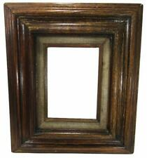 "Photo Picture Frame Recycled Solid Wood Holds 18 x 12.5 cm / 7 x 5""."