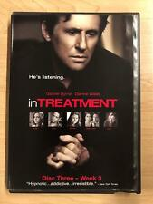 In Treatment Season 1 Week 3 (Disc 3 Only) (DVD, 2008) - E1125