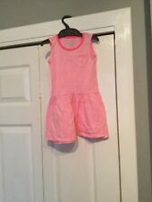 Primark  Baby Girl Pink Striped Dress, Size 9-12 Mths.