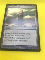 Basalt Monolith Commander 2013 Magenta Saturated Misprint MTG Magic