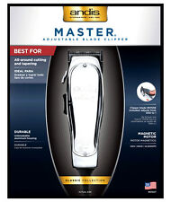 Andis MASTER Adjustable Blade Clipper #01557