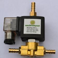 Vegetable oil fuel tank selector solenoid valve for vegoil SVO PPO UCO WVO Pöl
