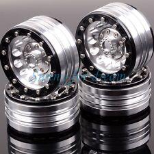 """1.9"""" Beadlock Aluminum RC Wheel Rim 1060SHS For 1/10 Rock Crawler Axial D90"""