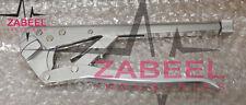 Plate Bending Plier 2.7mm and 3.5mm Plates orthopedics Instruments ZABEELIND New