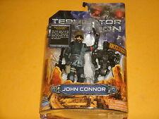 "JOHN CONNOR 'Resistance Fighter' TERMINATOR SALVATION 6"" Action Figure"