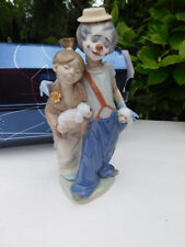 LLADRO Figurine PALS FOREVER  #7686 Gloss, Mint, Collectors Society 2000