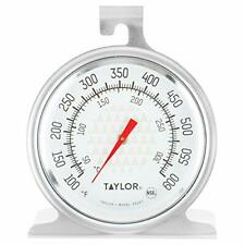 New listing Taylor 3506 TruTemp Series Oven/Grill Analog Dial Thermometer with Dual-Scale