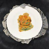 RARE Vintage Butcher Baker Candlestick Maker Collectors Plate