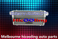 """Universal Turbo Aluminum Intercooler 600x300x76mm Front Mount 3"""" IN/OUTLET 76MM"""