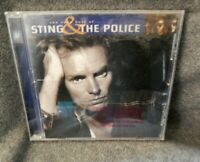 STING & THE POLICE~The Very Best Of~A&M UTV Records---PROMO