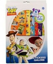 New Disney Toy Story Sticker Pack & Album - For Party Prizes or Craft