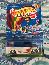 Hot Wheels 1999 National Balloon Rally DAIRY DELIVERY RR Tires