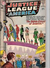 JUSTICE LEAGUE OF AMERICA # 19 1963  2.5 - 3.0   LOW GRADE COLLECTION