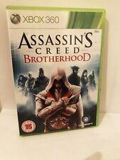 Assassin's Creed: Brotherhood (Microsoft Xbox 360) große Spiel Spass Kinder schnell Post