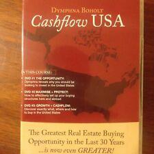 DYMPHNA BOHOLT:CASHFLOW USA 3 DVDS COURSE