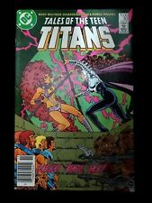Tales Of The Teen Titans #83 VF+ Pristine shape Marvel 1987