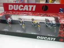 NEW RAY 1/32 - SET 4 DUCATI