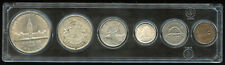 1939 Canada Coin Set in Acrylic Holder - Sale $60